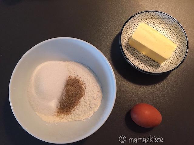 Deutschland Cakepops Zutaten