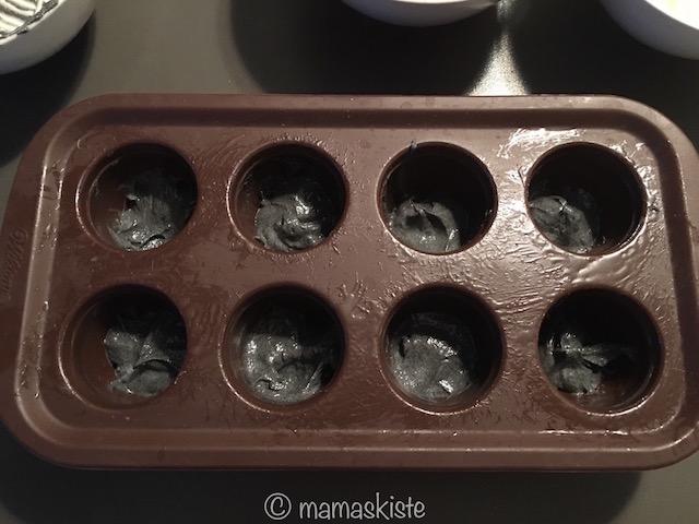 Deutschland Cakepops schwarz