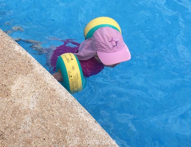 Über unsere Schwimmhilfen Chereks