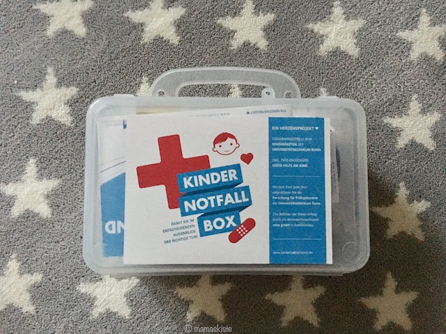 Kindernotfallbox