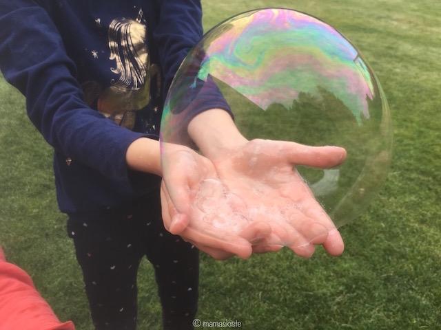 stabile seifenblasen die nicht platzen
