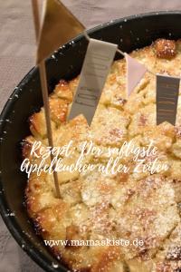 Der saftigste Apfelkuchen aller Zeiten