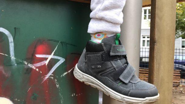 Neulich im Schuhladen