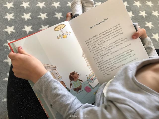 Moppi und Möhre lesen vorlesen