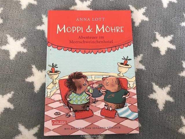 Moppi und Möhre lesen und vorlesen