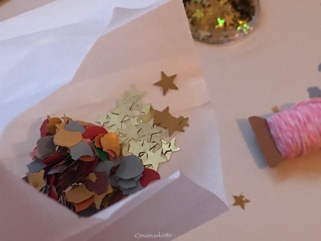 Silvester mit Kindern DIY