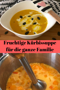Kuerbissuppe