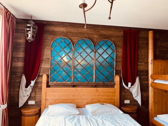 Heidepark Piratenzimmer