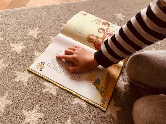 Leseübungen Leseanfänger